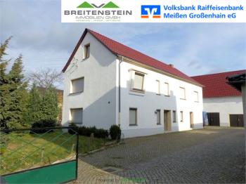 Einfamilienhaus in Großenhain  - Rostig