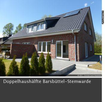 Doppelhaushälfte in Barsbüttel  - Stemwarde