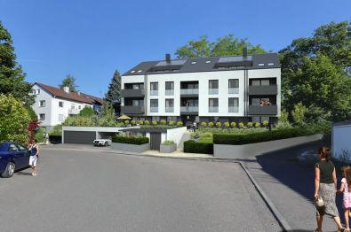 Erdgeschosswohnung in Stuttgart  - Feuerbach
