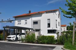 Doppelhaushälfte in Karlsruhe  - Palmbach