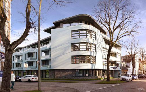 Attraktive Neubauwohnung am Lohbrügger Markt