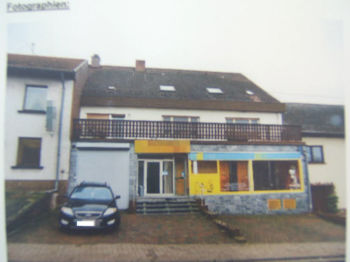 Wohn- und Geschäftshaus in Lebach  - Gresaubach