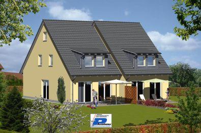 Doppelhaushälfte in Langenzenn  - Laubendorf