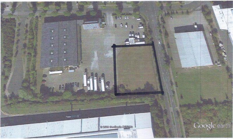 TOP ZENTRAL Freifl�che Industriegebiet Th�rey 2000 m� - Grundst�ck mieten - Bild 1