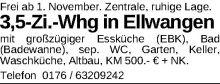 Wohnung in Ellwangen  - Altmannsrot