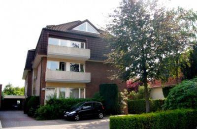 Etagenwohnung in Oldenburg  - Nadorst