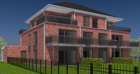 Erdgeschosswohnung in Hamminkeln  - Dingden