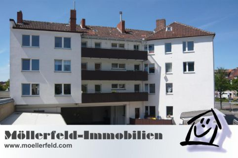 Oststadt Single-Wohnung im 2