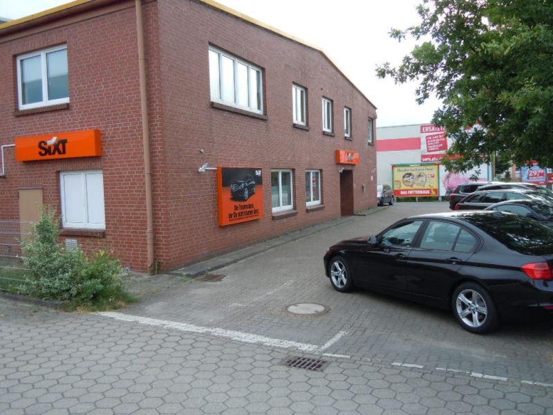 B�rofl�chen zentraler Lage Elmshorn - Gewerbeimmobilie mieten - Bild 1
