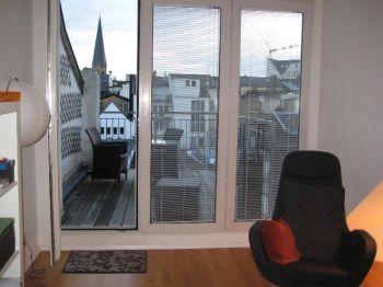Dachgeschosswohnung in Bonn  - Zentrum