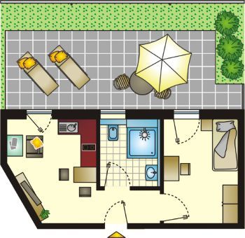 Penthouse in Tettnang  - Tettnang