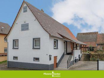 Einfamilienhaus in Kraichtal  - Menzingen