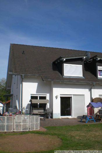 Doppelhaushälfte in Mackenbach