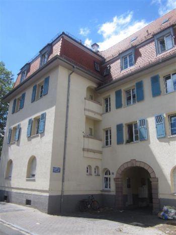 Dachgeschosswohnung in Ludwigshafen  - Friesenheim/Nord
