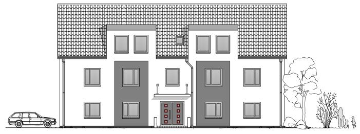 Etagenwohnung in Sulingen  - Sulingen