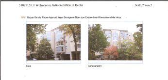 Wohnung in Berlin  - Friedenau