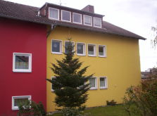 Dachgeschosswohnung in Hof  - Innenstadt