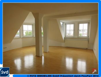 Dachgeschosswohnung in Kassel  - Mitte