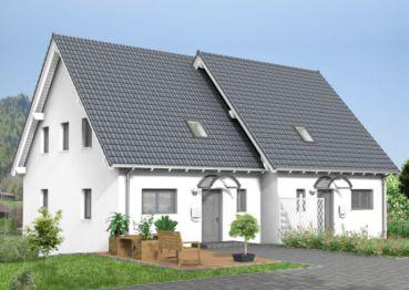 Doppelhaushälfte in Schaafheim  - Mosbach