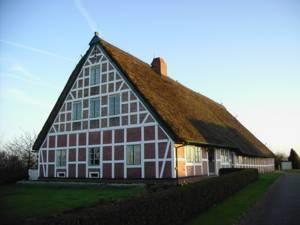 Bauernhaus in Jork  - Borstel