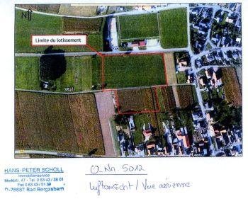 Wohngrundstück in Lauterbourg