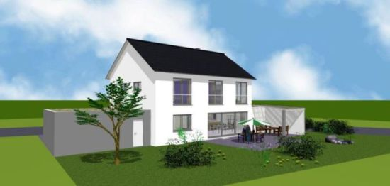 Einfamilienhaus in Deckenpfronn