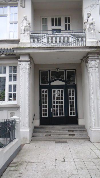 Erdgeschosswohnung in Hamburg  - Rotherbaum