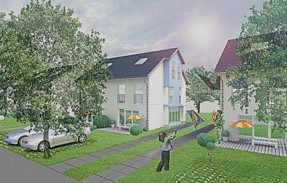 Zweifamilienhaus in Sindelfingen  - Ost