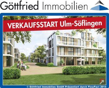 Erdgeschosswohnung in Ulm  - Söflingen