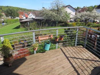 Dachgeschosswohnung in Rodenbach  - Oberrodenbach