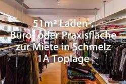 Verkaufsfläche in Schmelz  - Schmelz
