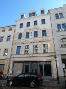 Etagenwohnung in Freiberg, Sachs  - Freiberg
