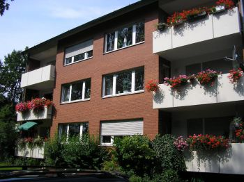 Dachgeschosswohnung in Marienfeld