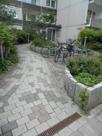 Erdgeschosswohnung in Hamburg  - Langenhorn