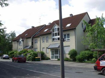 Dachgeschosswohnung in Fürth  - Hardhöhe