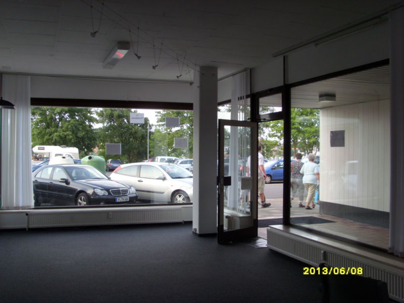 Anzeige 299 Miete Kaufpreis 35 000 Provisionsfrei 55 m� renommierter Eck - Gewerbeimmobilie mieten - Bild 1