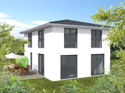 POPPENBÜTTEL - geplanter Neubau einer modernen Stadtvilla - planen Sie...
