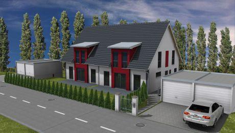 Zweifamilienhaus in Langenzenn  - Lohe