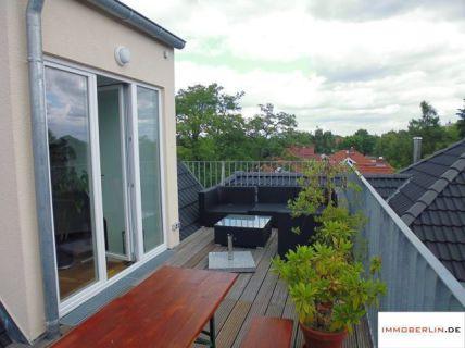 IMMOBERLIN: Traumhafte, exklusive Wohnung mit Südterrasse & Lift
