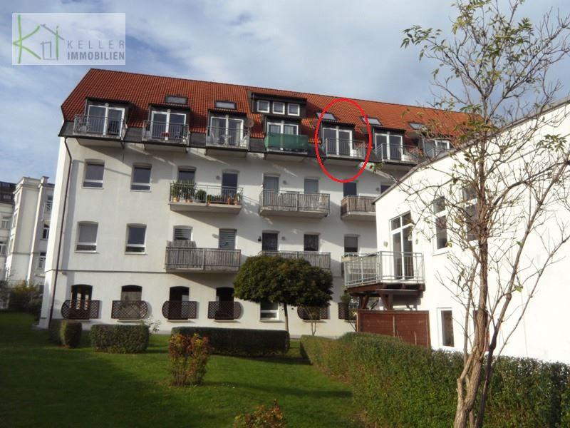 Kleine 2 Raum Dachwohnung Ruppertsgrün - Wohnung mieten - Bild 1