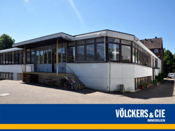 Büro- und Lagergebäude in Hamburg  - Barmbek-Süd
