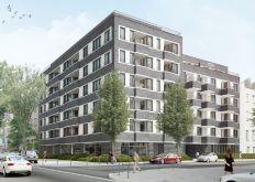Etagenwohnung in Düsseldorf
