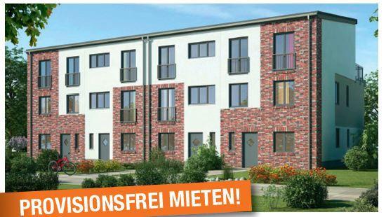 Lichtenberg Carr� Unser Stadthaus Nibelungenpark Provisionsfrei Erstbezug - Haus mieten - Bild 1