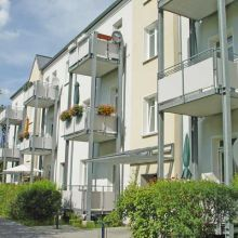 Etagenwohnung in Zossen  - Waldstadt