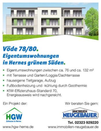 Penthouse in Herne  - Herne-Süd