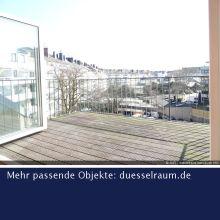 Dachgeschosswohnung in Düsseldorf  - Derendorf