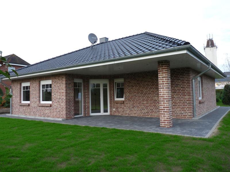 Einfamilienhaus Gro�enaspe vermieten Fu�bodenheizung Erstbezug - Haus mieten - Bild 1