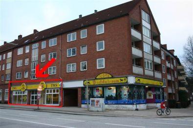 Verkaufsfläche in Hamburg  - Borgfelde