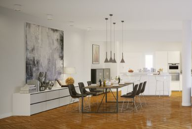 Penthouse in Gladbeck  - Mitte