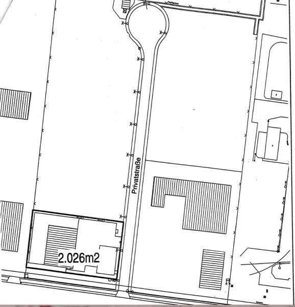 Gut gelegenes 2026 m� gro�es Gewerbegrundst�ck Erweiterung - Grundst�ck mieten - Bild 1